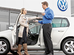 Get a Quote at Carter Volkswagen